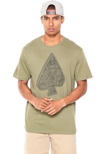 Camiseta Mcd Wireframe Verde