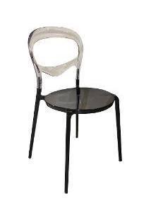 Cadeira Slim Transparente