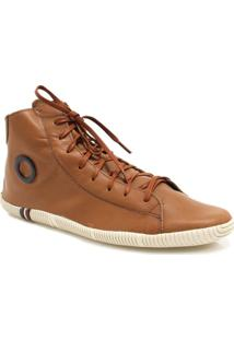 Sapatênis Casual Zariff Shoes Cano