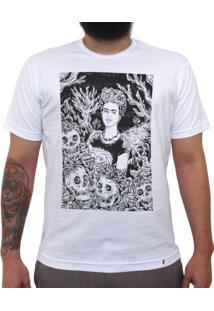 Frida Rogai Por Nós Iii - Camiseta Clássica Masculina
