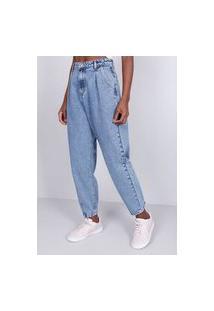Calça Jeans Slouchy Gang Feminina