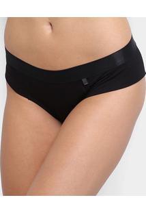 Calcinha Liz Hot Panty-80641 - Feminino-Preto
