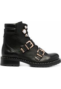 Sophia Webster Ankle Boot Ziggy - Preto