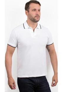 Camisa Polo 4You Branca