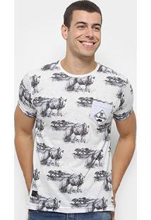 Camiseta Ecko Especial Masculina - Masculino