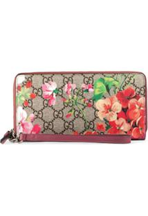 Gucci Carteira 'Gg Blooms' - Estampado