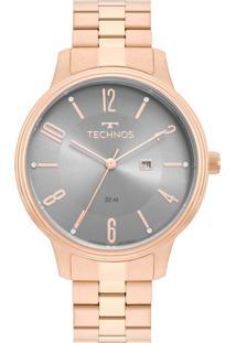 Relógio Technos Feminino Elegance 2015Cch/4V