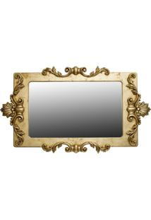Espelho Lavanda Provençal Retangular Kleiner Schein