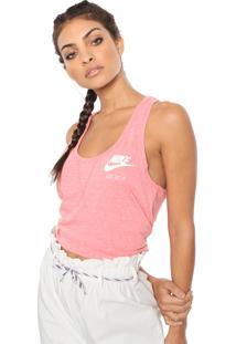 Regata Nike Sportswear Just Do It Rosa