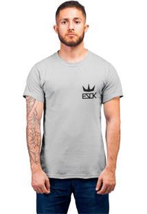 Camiseta Ezok King Mescla Medio