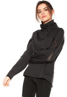 Blusão Nike Motion Coverup Jacket Preta