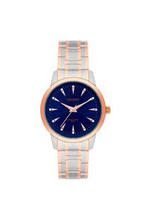 Relógio Feminino Orient Analógico Ftss0057 D1Sr