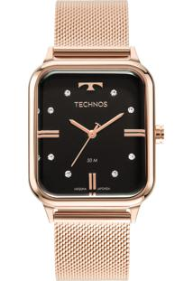 Relógio Technos Feminino Fashion Style 2039Cr/1P