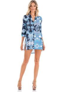 Camisa Laguna Beach - N823 Marinho/P