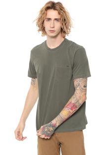 Camiseta John John Pocket Verde