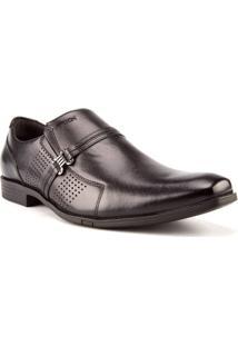 Sapato Masculino Ferracini Firenze Perfurado Preto