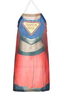 Avental Super Mãe
