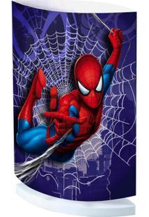 Abajur Infantil Spider Man Startec 21Cmx9Cmx30Cm Colorido
