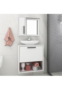 Conjunto Para Banheiro Bbn18 - Brv Móveis Elare