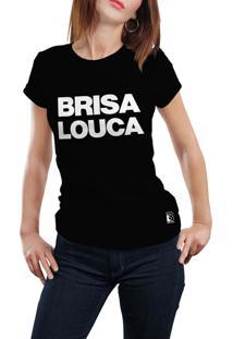 Camiseta Hunter Brisa Louca Preta