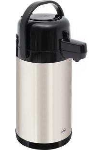 Garrafa Térmica Inox Airpot 2,5L Mor