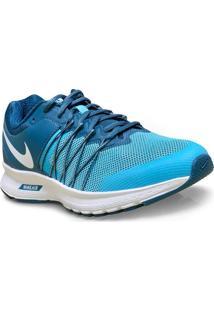 Tenis Masc Nike 843881-403 Air Relentless 6 Msl Azul