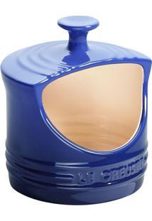 Porta Sal Azul Cobalto Le Creuset