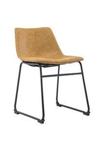 Cadeira Bruna Caramelo Rivatti