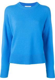 Pringle Of Scotland Suéter De Cashmere - Azul