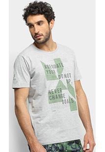Camiseta Forum Do Not Give Up Masculina - Masculino