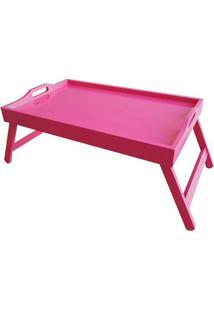 Bandeja Bright- Pink- 27X57X36Cm- Btc Decorbtc Decor