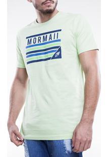 Camiseta Mormaii Básica Surfbeach Masculino - Masculino