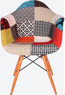 Cadeira Eames Daw Patchwork