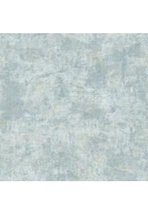Papel De Parede Castelani Abstrato- Azul Escuro & Azul Cedantex