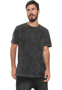 Camiseta ...Lost Básica I.D Preta