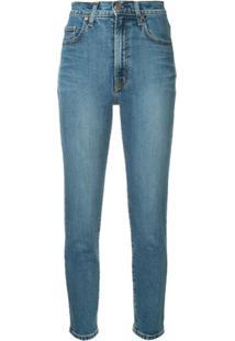 Nobody Denim Calça Jeans Frankie Jean - Azul