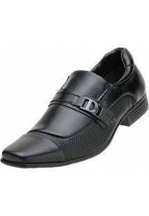 Sapato Social Venetto Simples - Masculino