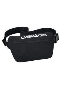 Pochete Adidas Daily Logo - Preto