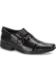 Sapato Social Masculino Urbano - Preto