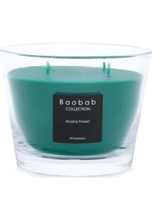 Baobab Collection Arusha Forest Candle - Green
