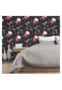 Papel De Parede Autocolante Rolo 0,58 X 3M - Floral 679
