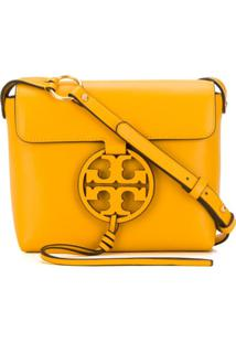 Tory Burch Bolsa Transversal Miller - Amarelo