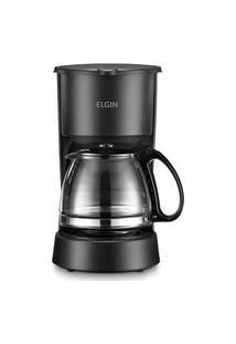 Cafeteira Elétrica Elgin, 15 Xícaras, Com Corta Pingos E Base De Aquecimento Antiaderente, 675W, 127V - 42Caf1001000