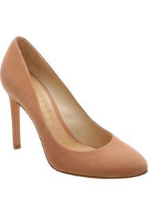Sapato Tradicional Acamurã§Ado- Bege- Salto: 9,9Cmschutz