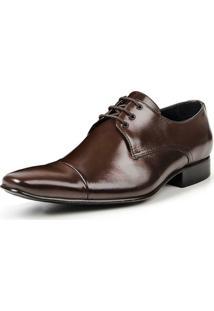 Sapato Social Bigioni De Amarrar Italy Masculino - Masculino