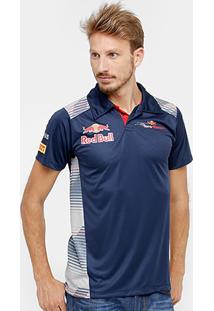 Camisa Polo Red Bull Funcional Toro Rosso Otl Masculina - Masculino