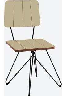 Cadeira Costela - Butterfly Fendi