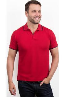 Camisa Polo 4You Vermelha