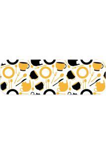 Passadeira Kitchen Amarelo - Kanui