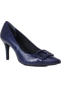 Sapato Jorge Bischoff Scarpin Em Couro